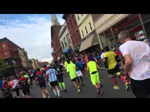 Eye of the Tiger NYC Marathon 2015 in Brooklyn