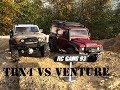 Battle TRAXXAS trx4 VS Hpi Venture