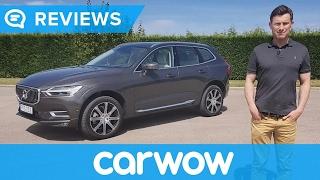 Volvo XC60 SUV 2018 review   Mat Watson Reviews