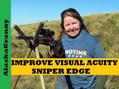 How to Increase Visual Acuity - Sniper Edge