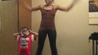 Re 100 Jumping Jacks Challenge Ctbf Day 1