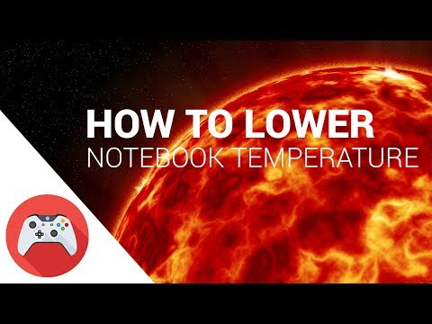 How to lower CPU temp in your notebook by undervolting