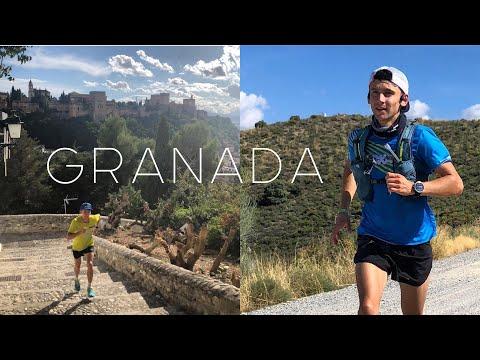 3 Weeks in Granada | Training for Cappadocia Ultra Trail