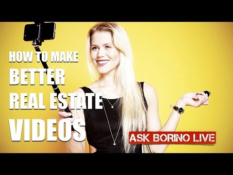 How To Turn Real Estate Videos Into Leads And Listings - Borino's Real Estate Marketing Tips Pt 6
