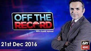 Off The Record 21st December 2016