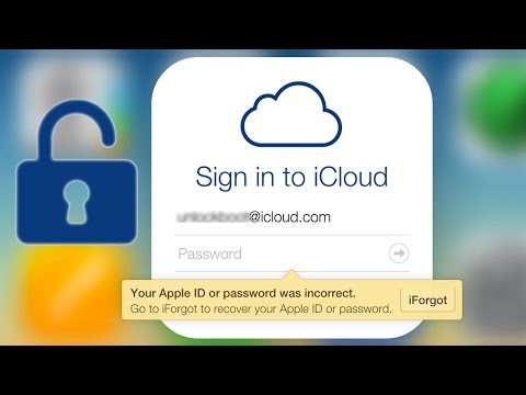 Forgot iCloud Password? Here's How to Reset iCloud Password from iPhone or iPad Quickly