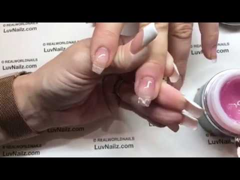 Fixing Flat Nails with Incorrect Arches