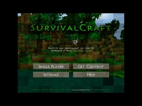 Survival Craft Ep.1 New Small Shelter!