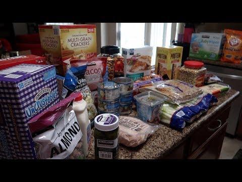 Grocery Haul! ~$240 Costco Monthly Stock Up Haul!~