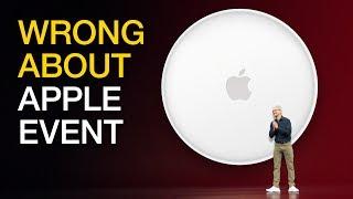 Apple Tags: Rumor Analysis