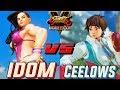 SFV AE 💥 iDom (#1 Laura) VS ceelows (Sakura) 🔥FIRST TO 3🔥