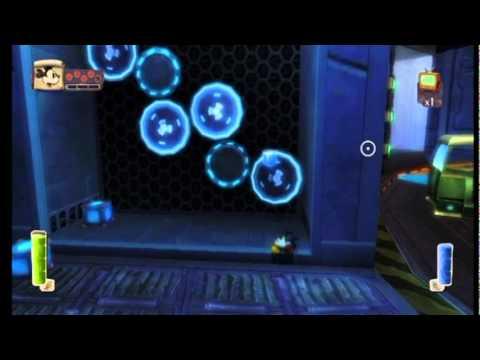 Epic Mickey Walkthrough Part 26 - Moonliner Rocket | GamersCast