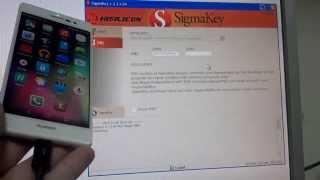 Alcatel 5049Z / MetroPCS A30 Fierce with Sigmakey - PakVim