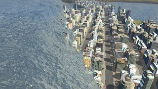 cities skylines tsunami 27 modern city destroyed mw6v2 videostube