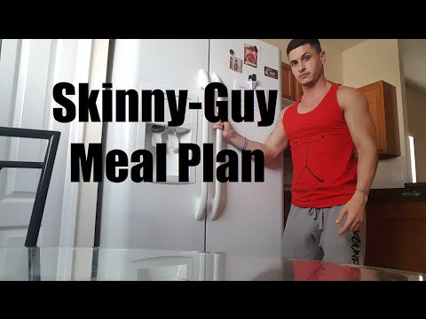 Skinny Guy Meal Plan for Muscle-Building  | Weight Gain Tips