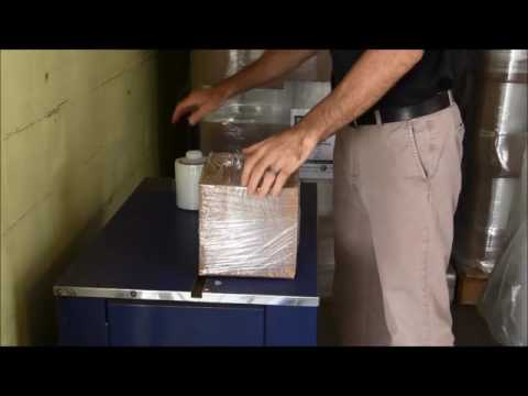 How Banding Film Save Money Shipping UPS and Fedex