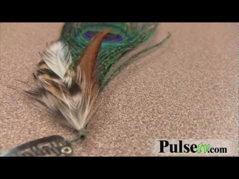 Clip-in Hair Feather Extensions by Pro Feather