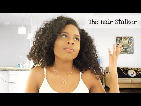 THE STALKING STAGE! | The Transitioning Hair Chronicles #4