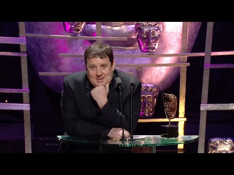 Peter Kay's non-acceptance speech - The British Academy Television Awards 2016 - BBC One