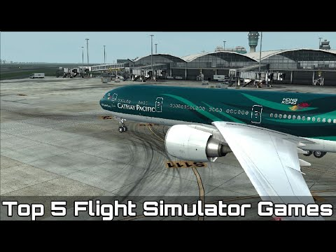 Top 5 Free Flight Simulator Games For Android and iOS 2018