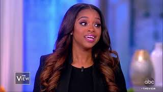 Tamika Mallory and Bob Bland discuss Women's March controversy   The View
