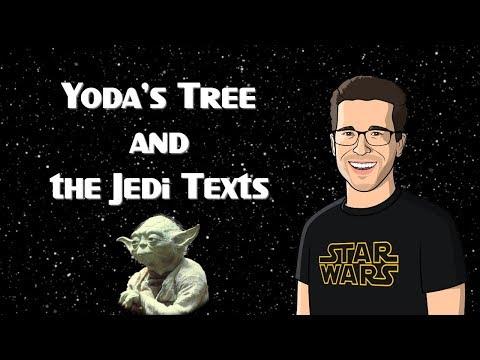 3 Concepts Surrounding Yoda's Tree & Jedi Texts Destruction