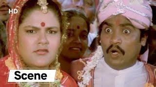 Johnny Lever Best Comedy Scene | Kader Khan | Guddi | Aruna Irani | Kasam | Anil Kapoor