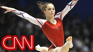 Olympian McKayla Maroney: I was paid to keep quiet about abuse