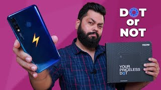 Tecno Camon 12 Air Unboxing & First Impressions ⚡⚡⚡ Punch Hole But Without Punch!