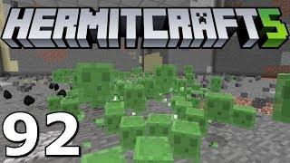 Minecraft Hermitcraft S5 Ep 93- Slime Spawning - PakVim net
