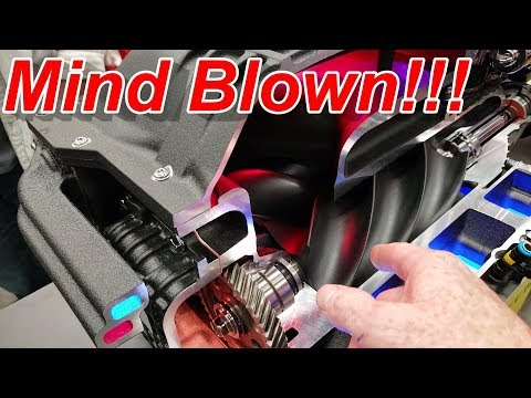 How Does the Dodge Hellcat Red Eye Supercharger Work?