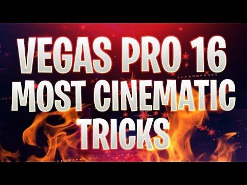 Vegas Pro 16: The Most CINEMATIC Tricks - Tutorial #392