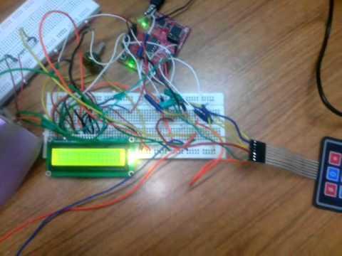 DIGITAL SECURITY CODE LOCK USING MSP430 MICROCONTROLLER