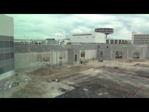 A Tour of Houston Intercontinental Airport (IAH), Terminals A and B (Part 2)