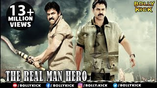 The Real Man Hero Full Movie | Hindi Dubbed Movies 2019 Full Movie | Venkatesh | Action Movies