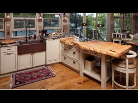 Choosing Wooden Countertops for your Kitchen – Gorgeous Organic Ideas