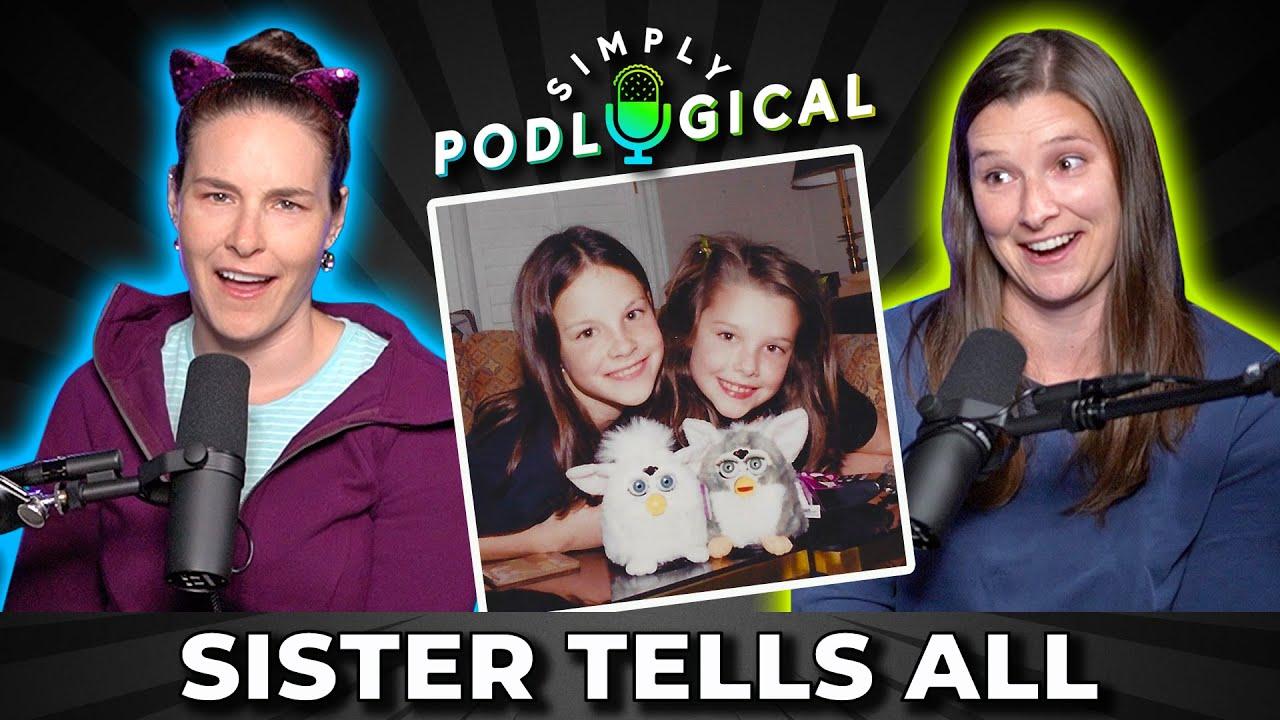 Simply Nailogical's Sister (ft. Jen) - SimplyPodLogical #24