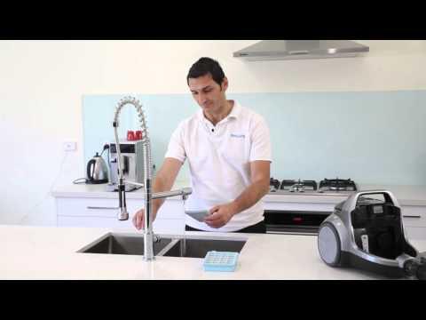Philips Pro Active Bagless Vacuum