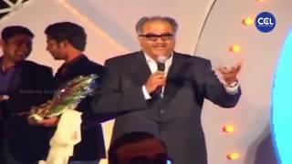 Boney Kapoor Funny Comments On Shahrukh Khan