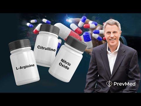 L-Arginine, Citrulline and NO -Nitric Oxide: Does Arginine supplementation help?- FORD BREWER MD MPH