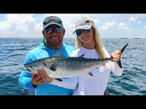 Wife Fishing Loves to Argue With Husband Over How to Land Monster Fish Funny Fail