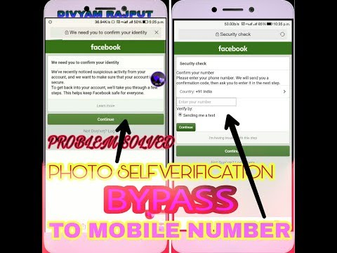 Facebook Photoself problem solved 2017new method working 100000000%