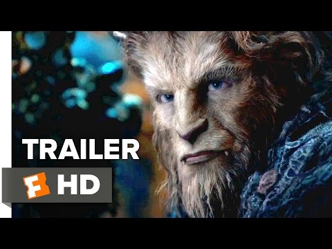 Beauty and the Beast Official Trailer 1 (2017) - Emma Watson Movie