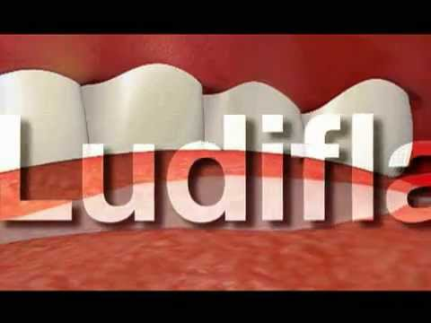 Ludiflash for orally disintegrating tablets (ODTs)