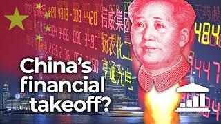 Is CHINA becoming the next global FINANCIAL HUB? - VisualPolitik EN