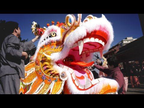 Chinese New Year: Eye Dotting Ceremony
