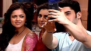 Drashti Dhami & Aditi Gupta's Off Screen Masti | #TellyTopUp