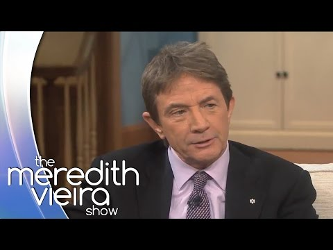 Martin Short On Losing His Wife | The Meredith Vieira Show