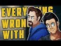Everything Wrong With A Way Out In 23 Minutes with Honest Biggums
