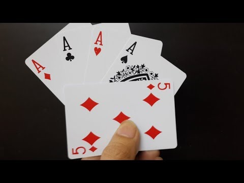 Easy Magic Card Trick To Learn At Home
